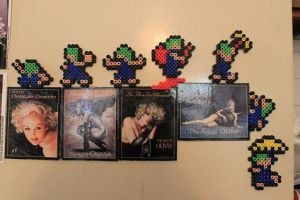 Lemmings Magnet Set by sazoidx