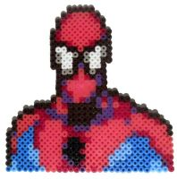 spiderman by Rest-In-Pixels