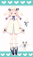 Bunny Auction 1 [CLOSED] by yuuta-apple
