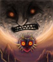 Majora's Mask by Arabesque91