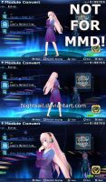 Luka's Butterflies for Project Diva 2+Extend (DL) by nightsail