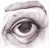 FAD Assignment - My Eye by crushing83
