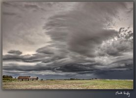 Prairie Storm in Saskatchewan by pictureguy