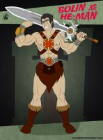 Halloween Jam '12: Bolin by Coonfoot