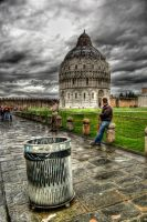 Pisa 1 - HDR by Ageel