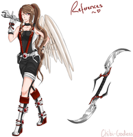 Annabel - reference by Chibi-godess