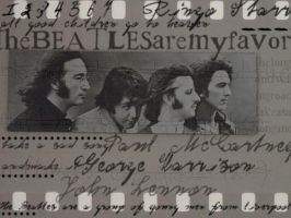 the beatles. by atomic-heart