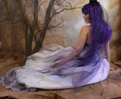 corpse bride sitting 5 by magikstock