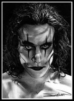 The Crow by RandySiplon