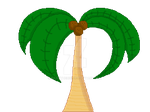 Sprite Palm Tree by SyanTheBee