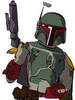Boba Fett by Dan-Fortesque