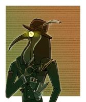 The Creator -Ancient SteamPunk- Thoth by ShallowPoolTheWolf