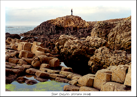 Giant Causeway North Ireland by homesickellian