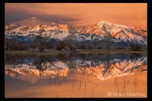 Eastern Sierra Sunrise by narmansk8