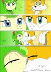 Tails X Cosmo by GregTOON07