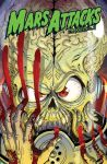 Mars Attacks Volume 2 cover by KaijuSamurai