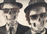 blues brothers by bushbasher01