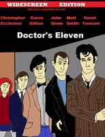 Doctors Eleven by Aetherartist