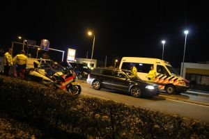 12-10-27 Politiecontrole N207 Gouda by Herdervriend