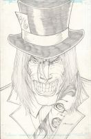 Mad Hatter by c-crain