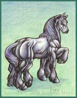 Tremorworks: Sleipnir colored by rachaelm5