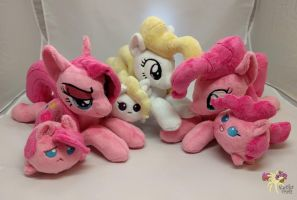 New plushies by KetikaCraft