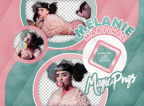 PACK PNG 717| MELANIE MARTINEZ by MAGIC-PNGS