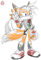 CM: Tails Mcloud v2 by shadowhatesomochao