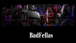 The Bad Fellas by Deceptichop