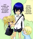 Little Ikuto by shadowedstar213