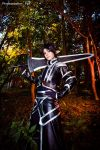 Sword Art Online - Kirito by AlexReiss
