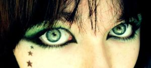 ...Eyes... by GreenEyesOfRain