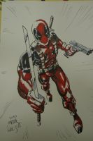 Deadpool - Pittsburgh Con 2010 by markwelser