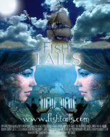 Fish Tails poster by Francinexxx