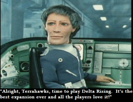 Terrahawks DR by drowrulesupreme