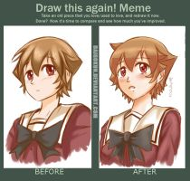 Draw this again (2014-2015) by Daigokun