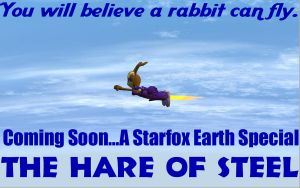 Hare Of Steel Teaser by HectorNY