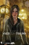 FANFIC COVER - VIVER COM TRAUMA by MartimMonteiro