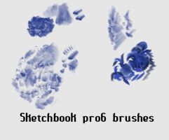 Sketchbook pro brushes by SirCassie