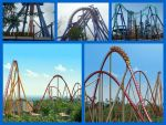 Rides that I rode on at Kings Island by BlueRosePetalsQueen