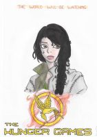 The Hunger Games -Katniss Everdeen by Katniss-12