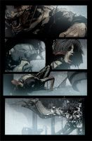 Silent Hill Downpour: Anne's Story #3 Page 6 by T-RexJones