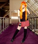Punk Asuka MTAC 2015 #7 by Lightning--Baron