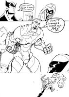 DarkAvengers BitchSlapped by TheBoo