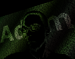 Me Typography v.2 MATRIX STYLE by Candido1225