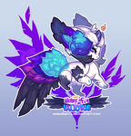 [24hr AUCTION] Heart of a Valkyrie [Closed] by manaberry