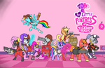Pony Fortress 2 by Metal-Kitty