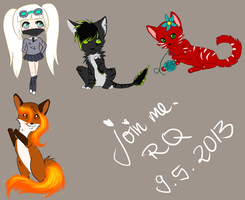 join.me RQ by chocobeery