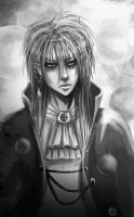 The Goblin King by punkypeggy