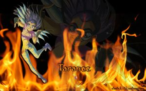 Taranee Wallpaper by simsim2212